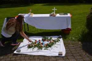 Joseph-Paulus-Demmler Gedenken, DV vom 10.05.15