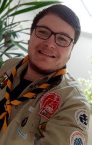 Dominik Wiesmann, Wölflingsarbeitskreis